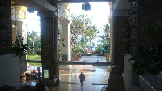 Barcelo Karmina Palace Deluxe:                   main lobby