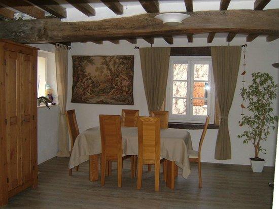 Sourcieux-les-Mines, Francia: Chambre d'hôtes La Falconnière