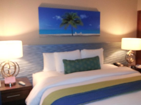 Orchid Key Inn:                                     Most comfortable bed !!!