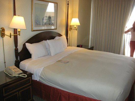 L'Enfant Plaza Hotel: Room