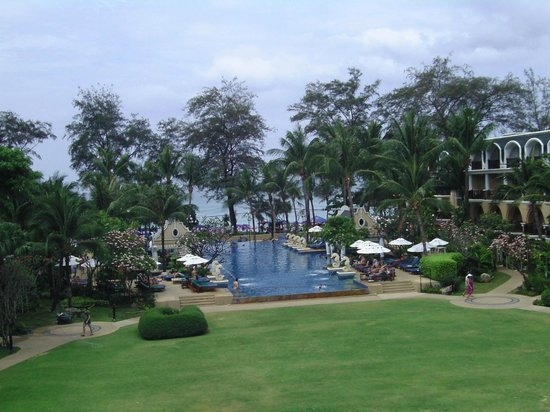 Phuket Graceland Resort & Spa:                   piscine