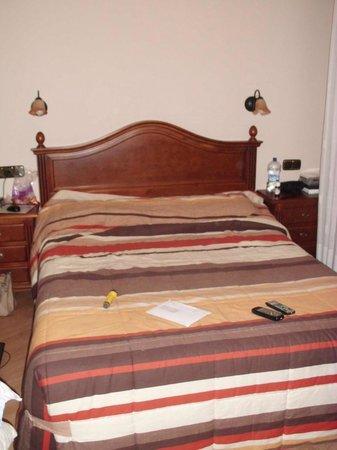 Hostal Granada: Chambre