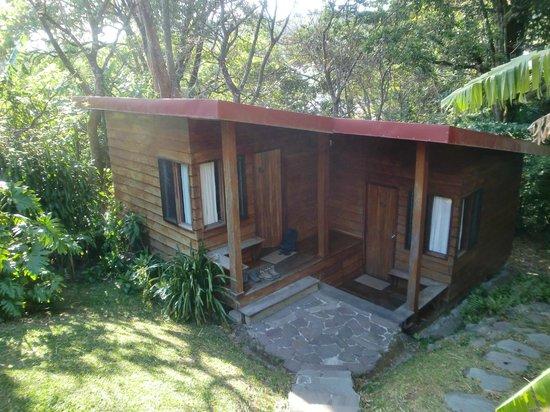 Arco Iris Lodge:                   Eine Unterkunft mit 2 Eingängen