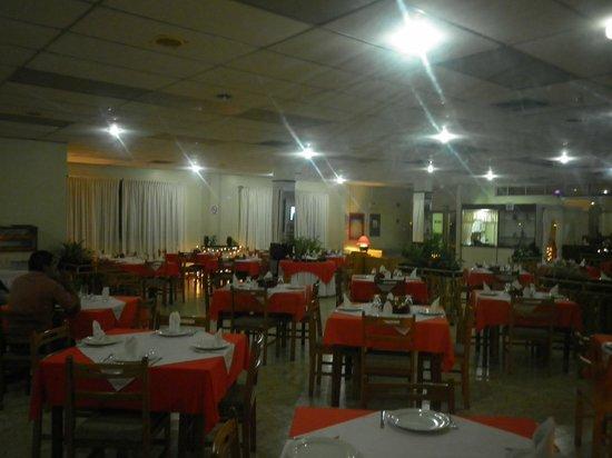 Hotel Minerva :                   Restaurante del hotel