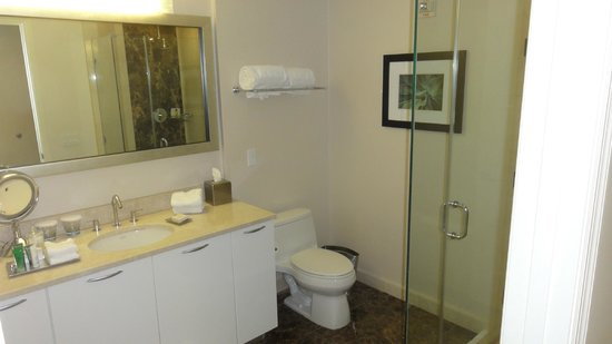Hilton Fort Lauderdale Beach Resort: Junior Suite
