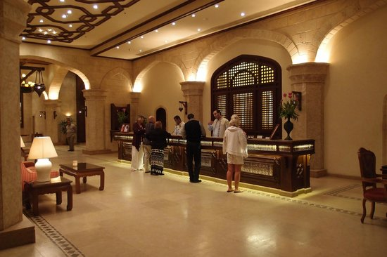 Kempinski Hotel Soma Bay: Reception