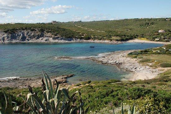 La Rosa dei Venti Resort B&B:                   il mare dell'isola