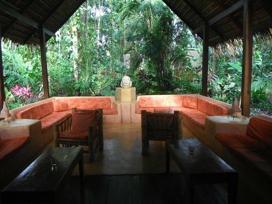 Hotel Shawandha Lodge:                   salon wifi