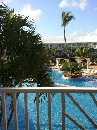 Excellence Punta Cana:                   1102's room view. Wonderful