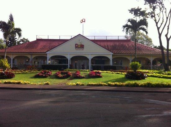 Dole Plantation: Main Entrance