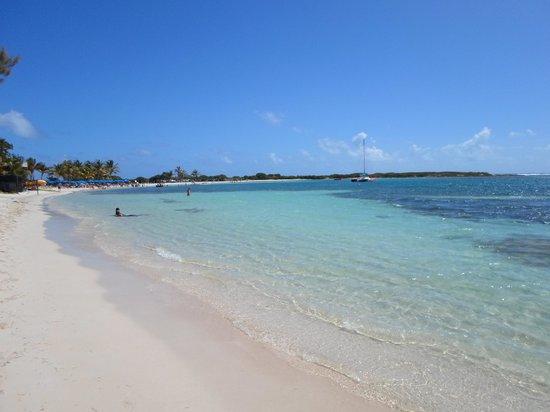 Sol Hotel:                   la belle plage du galion