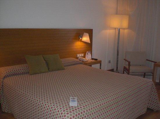 NH Ciudad de Mallorca :                   Het bed