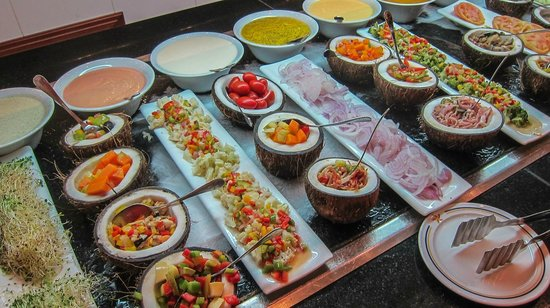 Iberostar Grand Hotel Bavaro: Part of Condiments