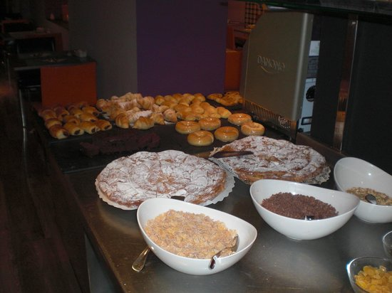 NH Ciutat de Mallorca:                   Empanadas, heerlijk!