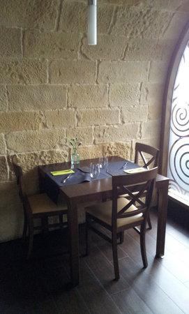 Restaurante restaurante o ferro en santiago de compostela for Cocinas santiago de compostela