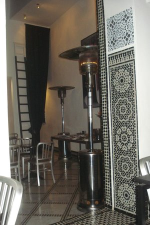 Nur Restaurant: Intérieur du restaurant