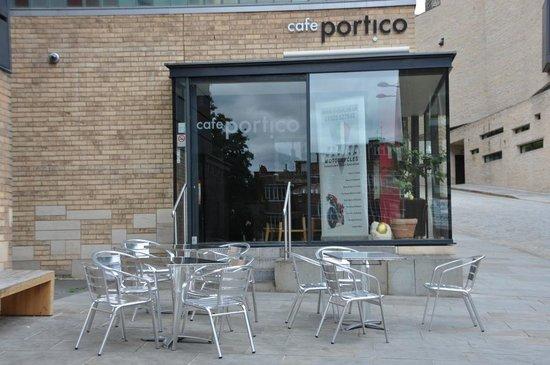 Cafe Portico
