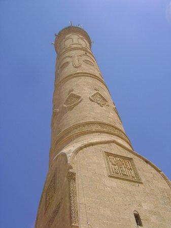 Mardin Province, ตุรกี:                                                       Ulu Cami Minare