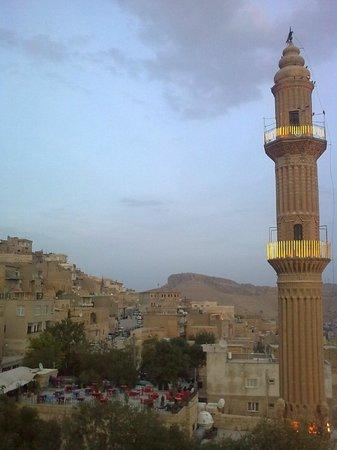Mardin Province, Tyrkia:                                                       Sehidiye Cami