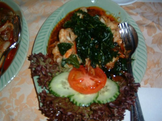 Pinong: Another spicy dish