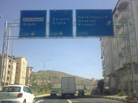 Nevsehir Province, Tyrkia:                   nevsehir