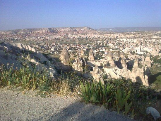 Nevsehir Province, Turkey:                   goreme