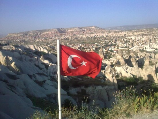 Nevşehir (província), Turquia:                   goreme