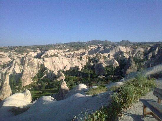Nevsehir Province, Turquía:                   goreme