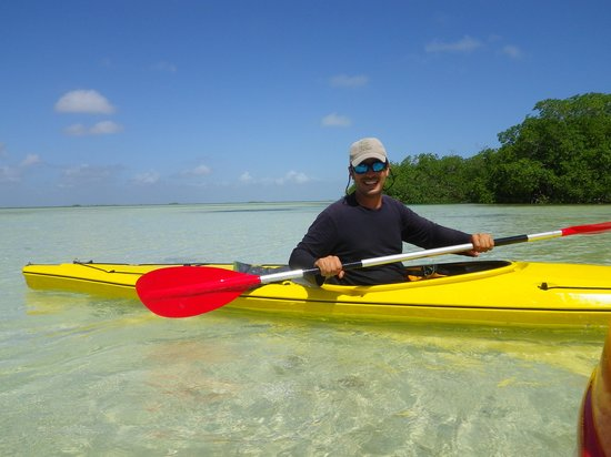 Yucatan Outdoors:                                     Our awesome guide :)