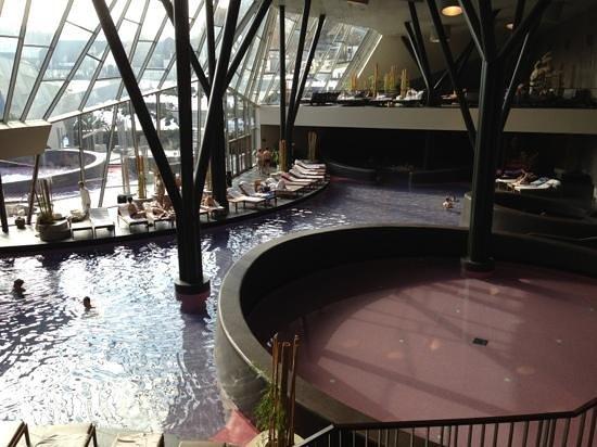 Hotel Sotelia:                   wellness Orhidelija