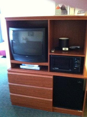 Liberty Inn Lincoln City:                   Help, need flat screen!