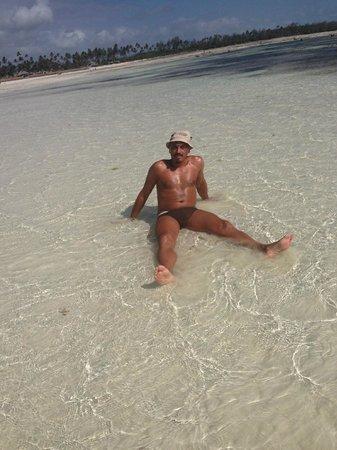 Samaki Lodge & Spa:                   La spiaggia