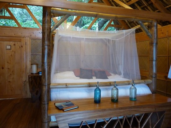 La Fortuna at Atitlan :                   Most comfortable bed in Guatemala