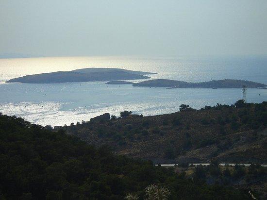 Izmir Province, Türkei:                   Foca