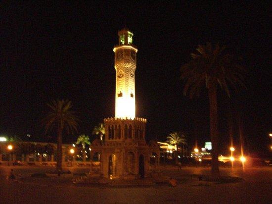 Izmir Province, Türkei:                   Saat Kulesi