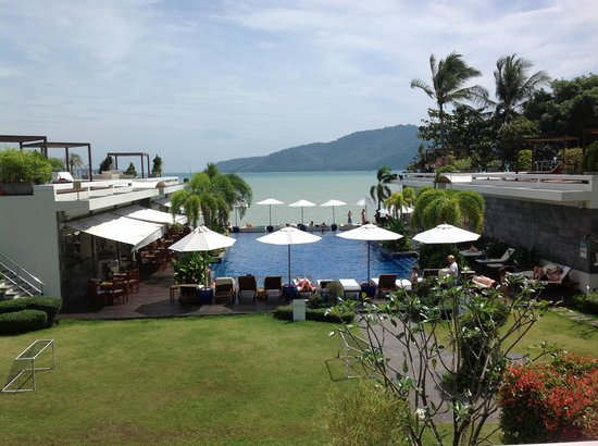 Serenity Resort & Residences Phuket:                   Our room with a view!