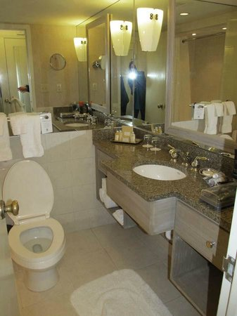 Royal Sonesta New Orleans:                   Bathroom, Room 4142
