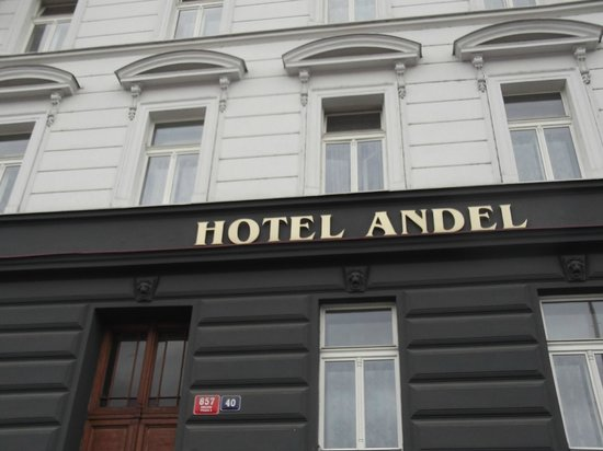 Andel: Hotel