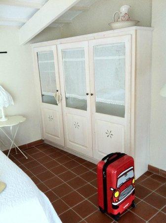 Hotel Albranca :                   Habitación