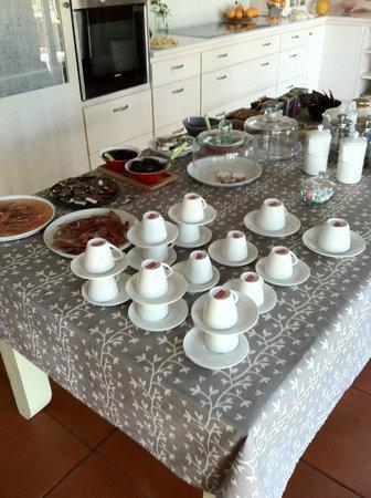 Hotel Albranca :                   Cocina