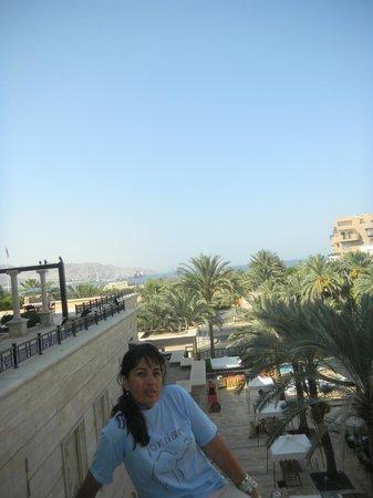 Movenpick Resort & Residences Aqaba: Vista desde la habitacion