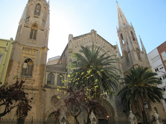 Basilica de San Vicente Ferrer de Valencia