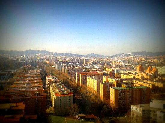 Barcelona Princess:                   vistas