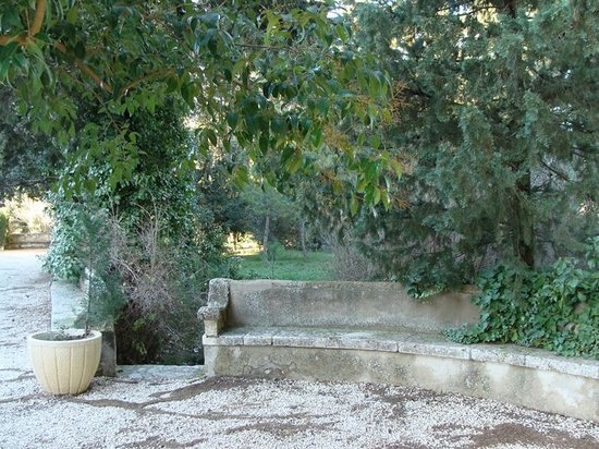 Casa rural Masia El PInet:                   Zona de descanso