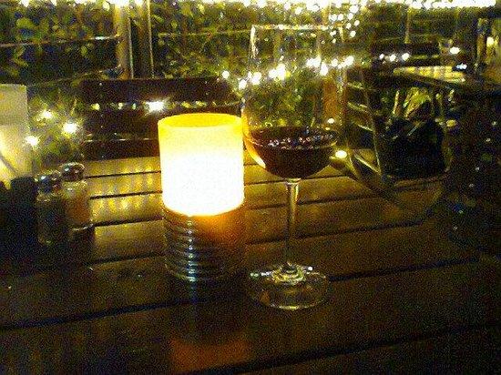 Novecento - Brickell : Novocento - my glass of a lovely Malbec