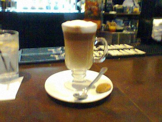 Novecento - Brickell : Novocento - my cappuccino at the bar