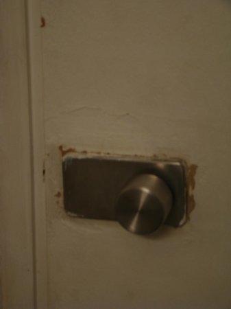 Hotel Bristol Republique:                   la maniglia del bagno