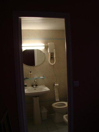 Hotel Bristol Republique:                   bagno dei puffi