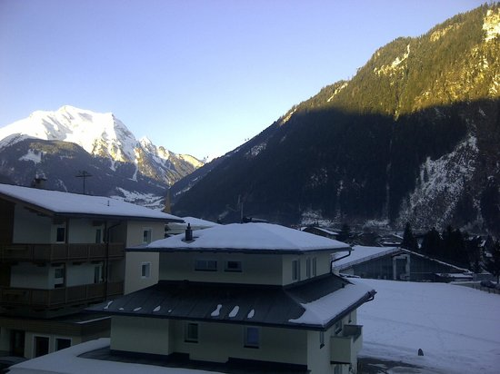 Haus Schmidhofer: View from room 8 balcony