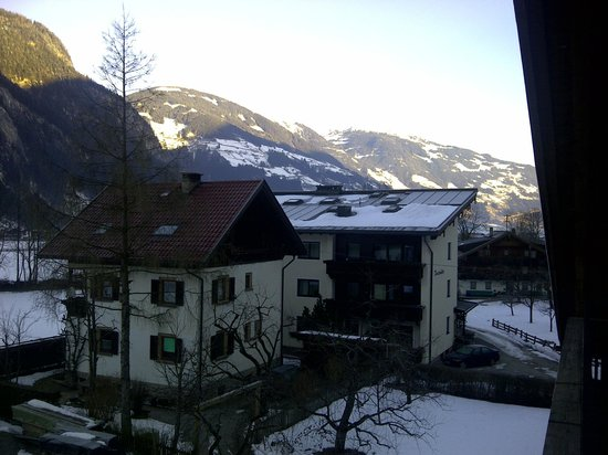 Haus Schmidhofer: Another view from room 8 bacony
